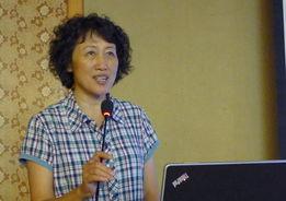 李若梅秘书长作了CIRED指导委员会会议情况的报告 -CIRED中国国家...