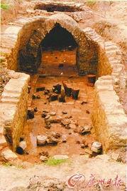 沙头墓葬-南广州200汉代古墓 若 天外来客 身世成谜
