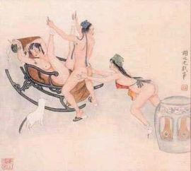 泱泱中国,官宦士大大们奉儒学为神明,商贾平民则按道家或佛家思想...