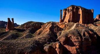 中国这处独一无二的地质奇观 媲美美国黄石公园