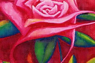 现代抽象花朵装饰画油画图片设计素材 高清模板下载 112.09MB 植物...
