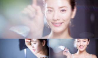 亚洲美女模特视频素材