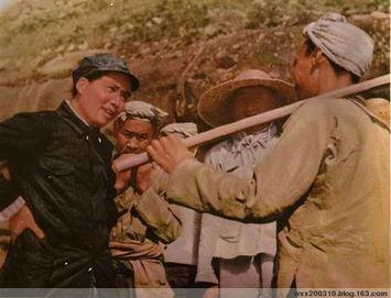 ...有牺牲多壮志 敢教日月换新天 照片述说毛泽东的一生 5
