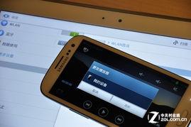 还可采用WLAN直连方式分享-单挑S3 Note 智能TV 三星AllShare Play