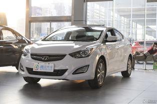 北京现代朗动优惠1.8万元 现车充足