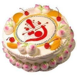 ...十大寿 村里送生日蛋糕祝贺