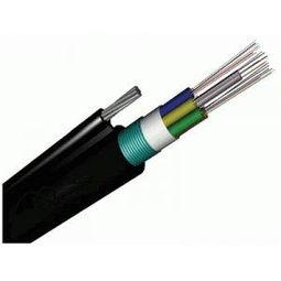 ...束管式8字室外架空光缆价格 4芯单模中心束管式8字室外架空光缆型...