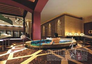 郑州美高洗浴中心设计