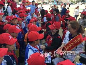 ...国旅游日,海阳40名留守儿童开启 探寻海洋 之旅
