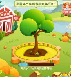 拼多多的多多果园真的吗 种树送的水果真免费配送吗最近,很多小伙伴...