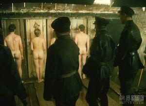 电影中的苏联肃反 赤裸处决女囚