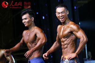 第6届三亚国际沙滩健美先生比基尼小姐大赛落幕