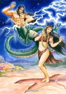 这些上古的神话传说你都知道吗