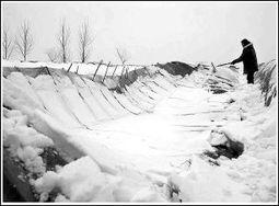 场雪,为市民带来了欢乐,也增添了烦恼.面对突如其来的降雪,政府...