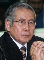 秘鲁前总统藤森被判6年监禁 律师称量刑过重