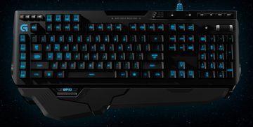 ... 罗技G910机械键盘亮相