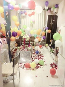 男友生日惊喜房间布置 布置生日惊喜图片 男友生日怎么制造惊喜
