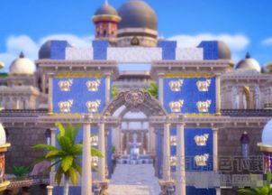 模拟人生4阿拉伯村庄与宫殿模组 模拟人生4阿拉伯村庄与宫殿MOD V...