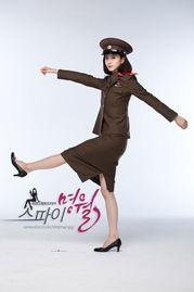 惊艳 韩剧里的朝鲜美女间谍