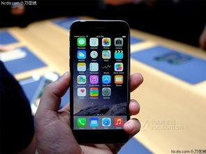 图为 苹果 iPhone 6-分期付款买iPhone6首付0元快行动吧
