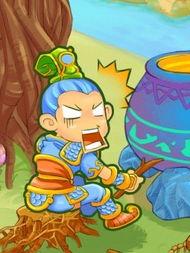 宴,偷吃金丹,还踢翻了太上老君的炼丹炉.石猴十分生猛,众天兵天...