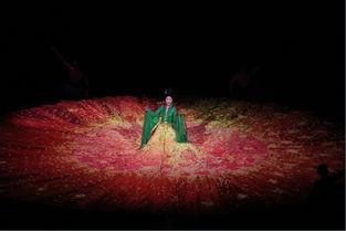引仙灯-李玉刚个人作品《新镜花水月》用唯美飘逸、华丽庄重、如梦如幻的表...