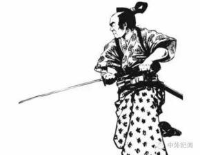一部日本武士的发迹史