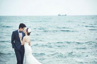 上海外景婚纱照多少钱
