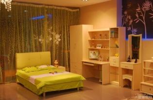 实木地板与家具配色搭配要点