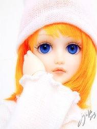 韩国超可爱纯情SD娃娃一