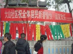 ... 我们的节日 春节 猜谜闹新春活动 -地方传真