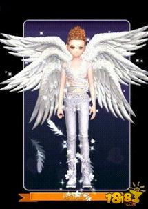 劲舞团手游情缘翅膀图 好看翅膀一览