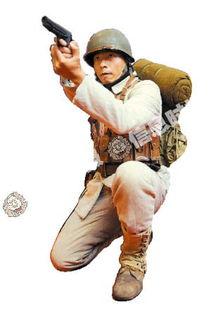 """位解放军营救被湘西土匪掳走的女文工团战士的电视剧被称为""""中国版..."""