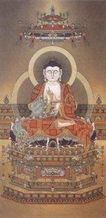 会每月15日用御守盐调和清水擦洗佛像.   禅宗方法   禅宗会有每日三...