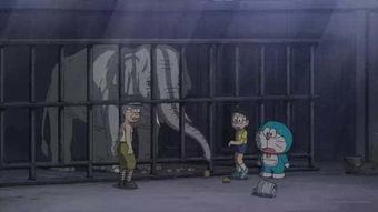 ...话,哆啦A梦和大雄被打成 日奸