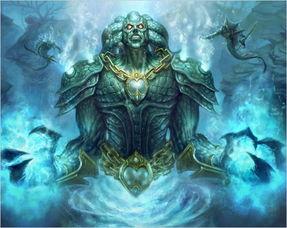 ...,奥拉基尔死于风神王座,瑟拉赞恩是友好的一方,唯有耐普图隆的...