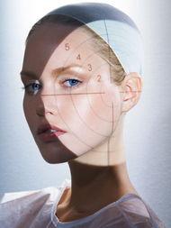 人体艺术 美轮美奂的光刺青
