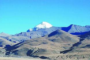 西藏阿里 梦境里的神山故乡