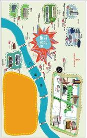 杭州地图绘图 谢慧娴 金群丹
