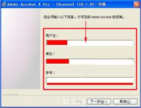 如何安装Adobe Acrobat X Pro 10.1.0安装