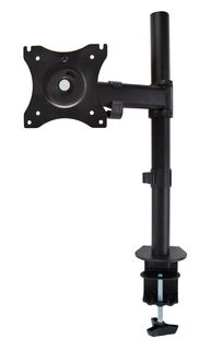 Single Monitor Fully Adjustable Desk Mount Stand For 1 LCD Screen ...