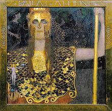 古斯塔夫・克林姆作品-绘画艺术创造时装新个性