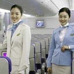 美丽的泰航空姐 趣味盘点 各国空姐妆容 发型大pk