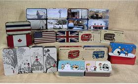...LENWA 致青春 铁质收纳盒6个装 京东商城价格39包邮