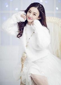赵丽颖甜美公主编发怎么弄