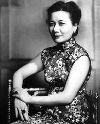 美艳、知性、风韵十足的蒋夫人.-揭秘现代中国九位第一夫人