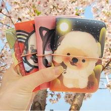我被狗操卡住怎么办-...jetoy可爱狗狗系列卡包 变换表情狗狗14卡位卡夹 4款可选
