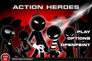动作英雄9合1下载 ACTION HEROES 9 IN 1下载 动作英雄9合1 iPhone...