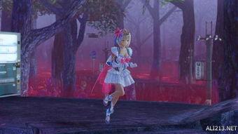 ...N 舞动于幻境的少女 新情报 游戏流程介绍 穿梭于校园和异世界之间...