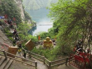 宜昌旅游 清江画廊之仙人寨